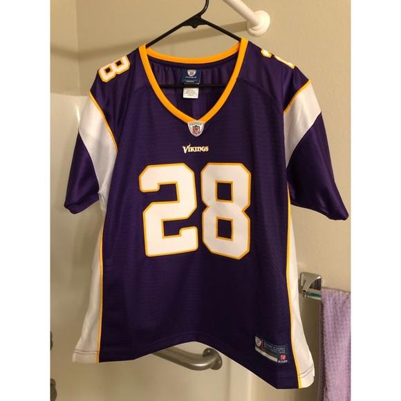 buy popular f416b 7df64 NFL Minnesota Vikings Adrian Peterson Jersey